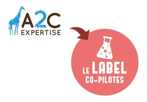 2011 – A2C rejoint le Label Co-Pilotes