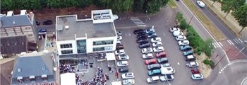 2008 / 2009 – Inauguration des nouveaux locaux à Elbeuf