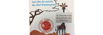 2015 – Édition du livre « Les clés du succès du chef d'entreprise »