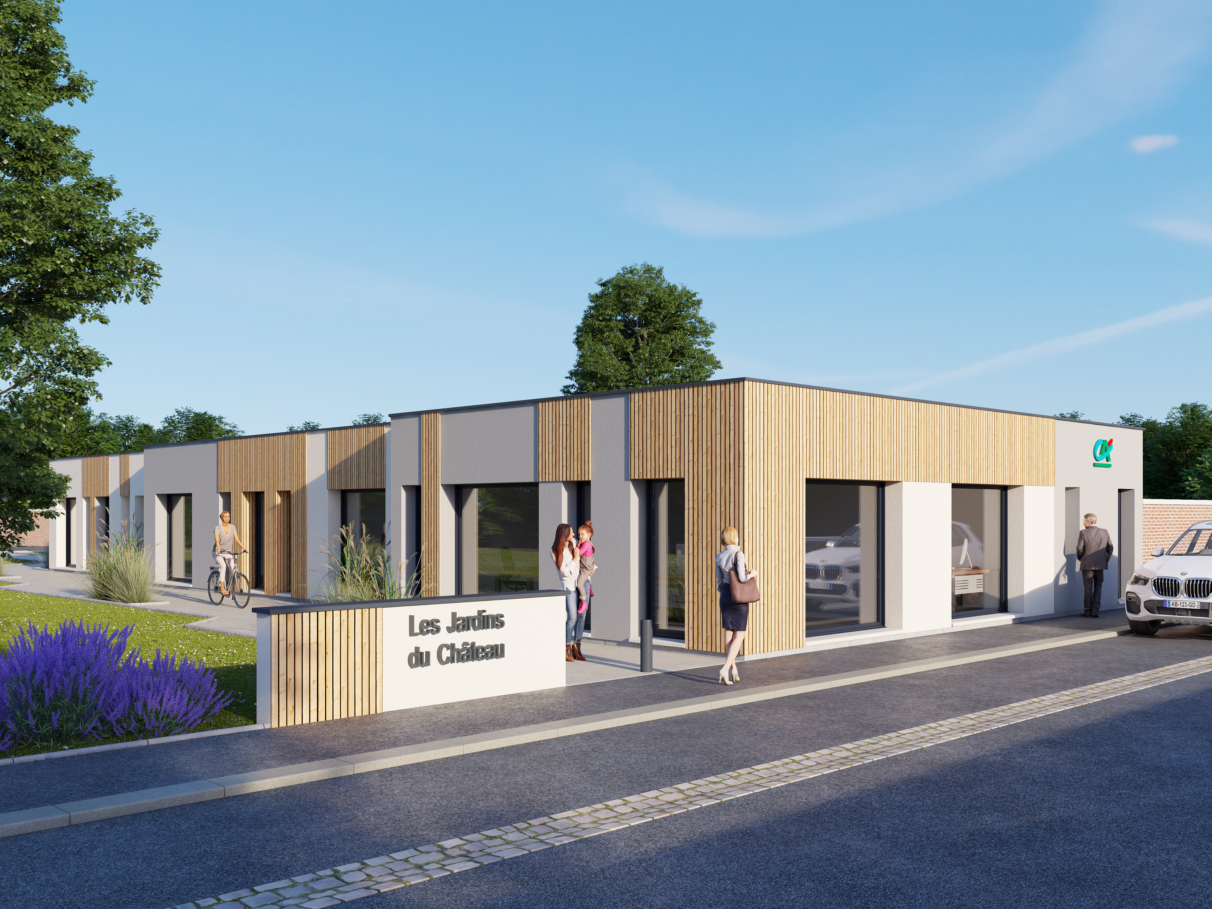 2020 – De nouveaux locaux pour notre site des Essarts